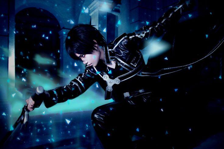 Kirito Cosplay [Sword Art Online]
