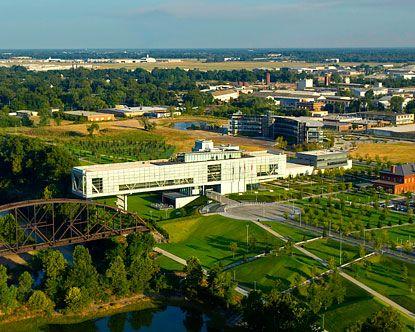 William Jefferson Clinton Presidential Library, Little Rock, AR