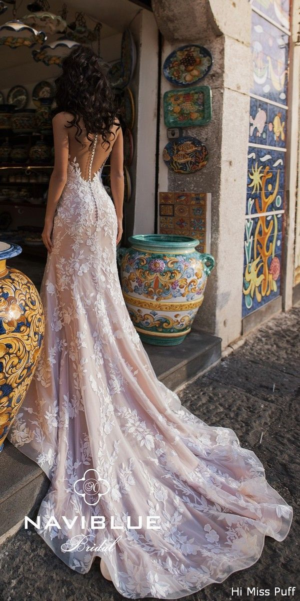 Naviblue Sweety 2020 Wedding Dresses – Kleider – #dresses #Kleider #Naviblue #Sw…