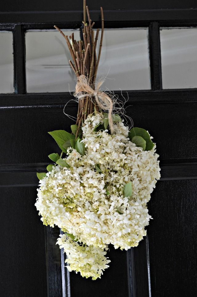 Images about decorating with hydrangeas on pinterest