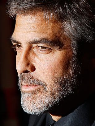 "George Clooney/mabey i should change this Pin to read ""Handsome Men"""