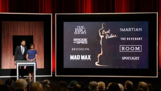88th Oscars Nominations