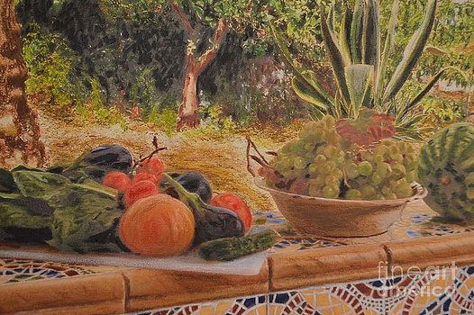 Brian Boyle - Still life in Spain