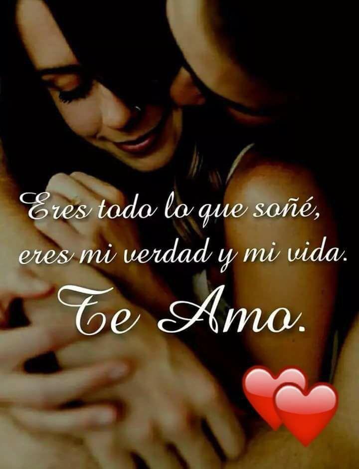 Pin En Amor De Mi Vida