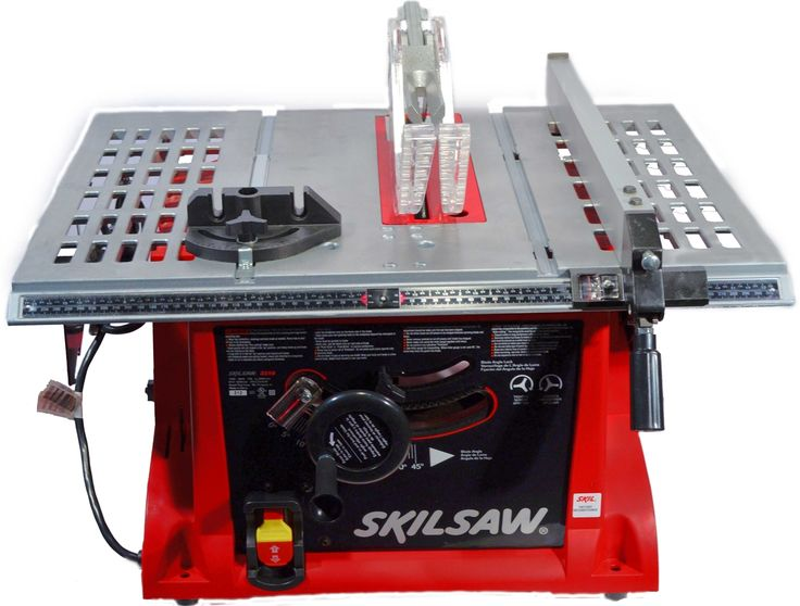 """15 Amp 10"""" Reconditioned Skil Table Saw - 3310-10-RT"""