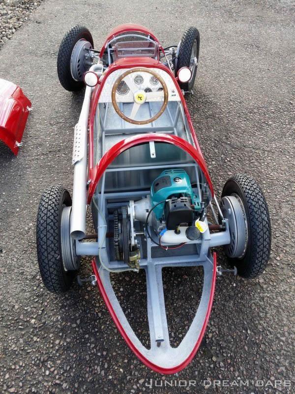 Ferrari F Ascari Junior Car