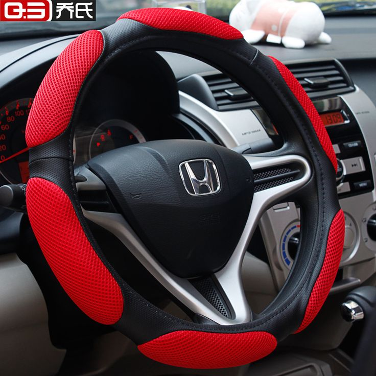 winter hot sandwich Senior  car steering wheel cover auto  supplies  Spring, summer, breathable general steering wheel