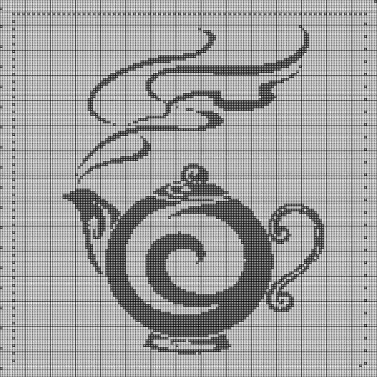 <3 Sticken Kreuzstich - cross stitch - free pattern