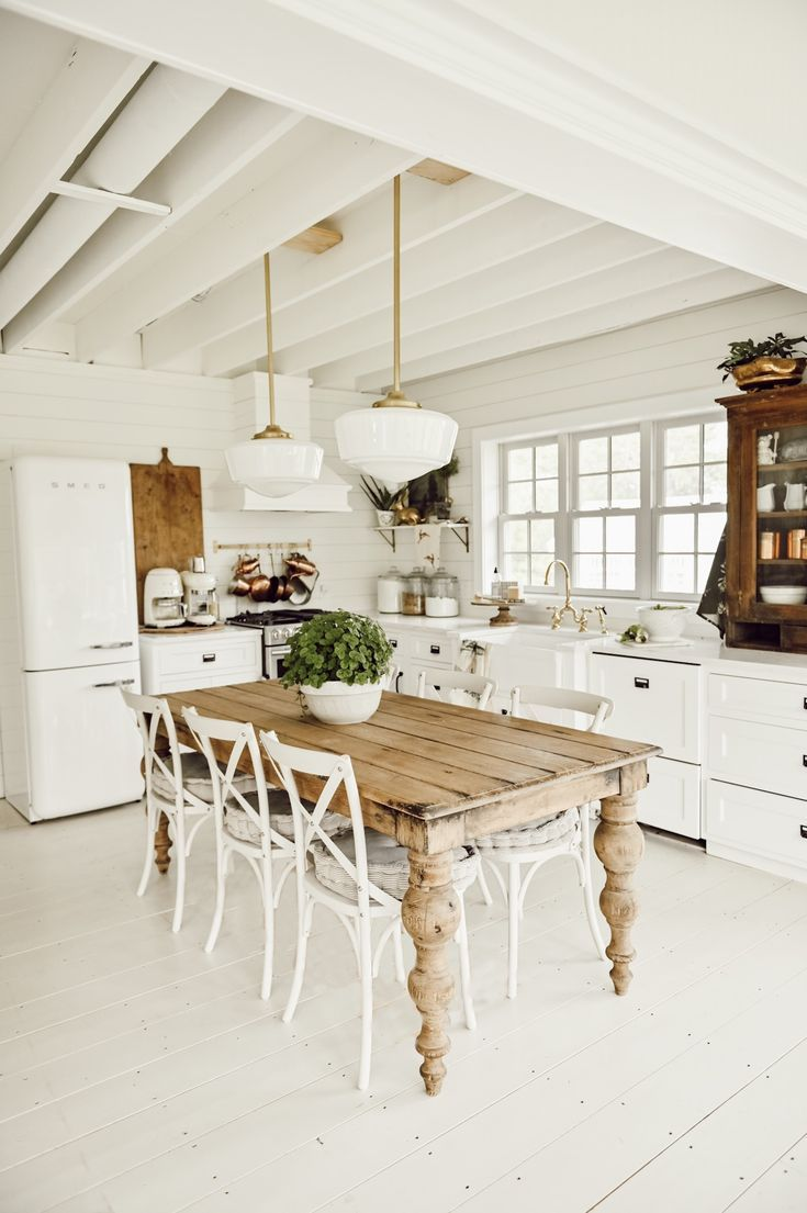 Dining Table Kitchen Island Farmhouse Dining Room Table Dining