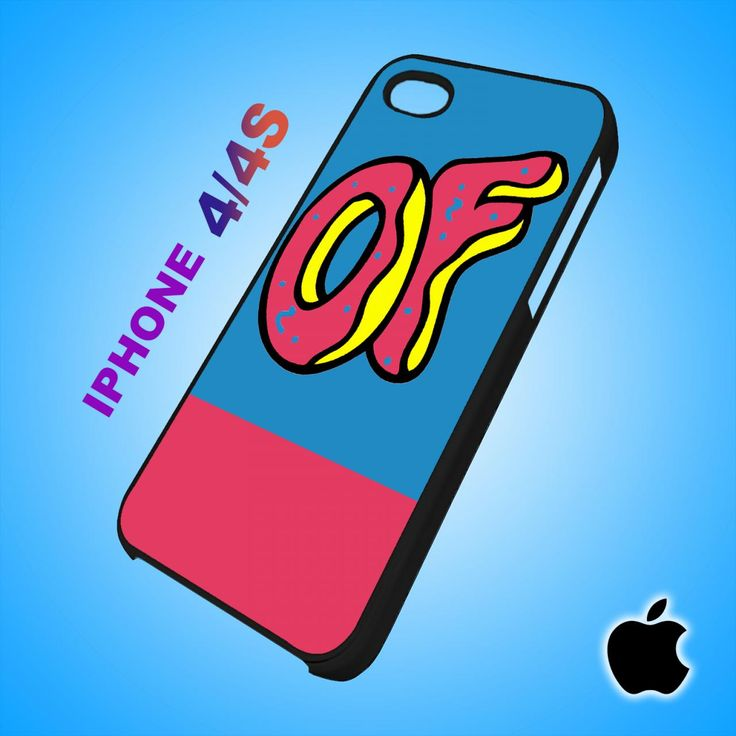 Odd Future Tyler Creator Earl Sweatshirt Golf iPhone 4/4S Case Durable Plastic