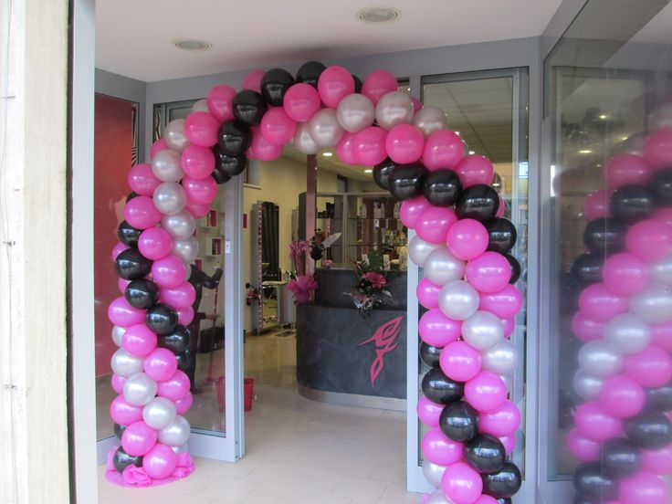 spesso 26 best allestimenti con palloncini images on Pinterest | Arch and  NF79