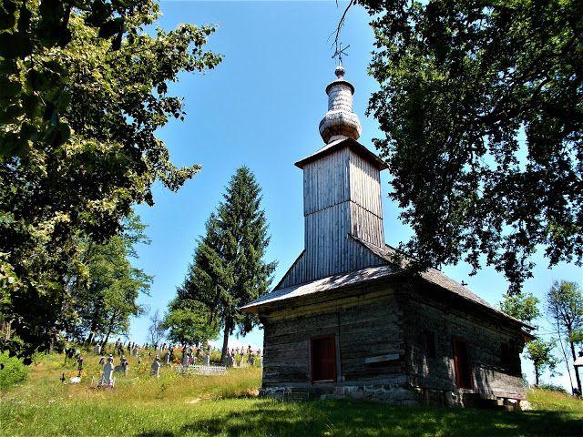 Turismul în România: Biserica de lemn din Ionești