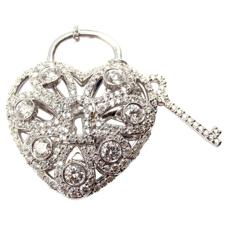9580 best jewelry images on pinterest jewerly tiffany jewelry tiffany co filigree heart white gold pendant necklace aloadofball Choice Image
