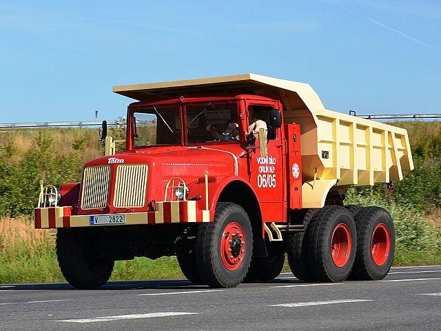 Tatra T147 Dumpcar