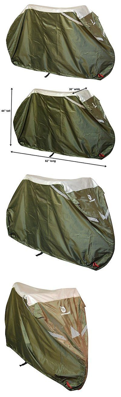 Bicycle Stands and Storage 158997: Yardstash Bicycle Cover Xl: Extra Large Size For Beach Cruiser Cover, 29Er Bike -> BUY IT NOW ONLY: $36.33 on eBay!