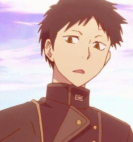 "Akagami no shirayuki hime season 2 "" Snow White with the red hair "" Obi is so cute ><"