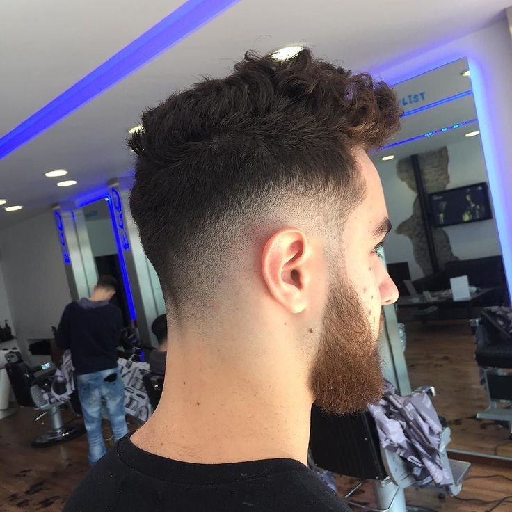 Haircut by egobarbers http://ift.tt/1SLJZWM #menshair #menshairstyles #menshaircuts #hairstylesformen #coolhaircuts #coolhairstyles #haircuts #hairstyles #barbers