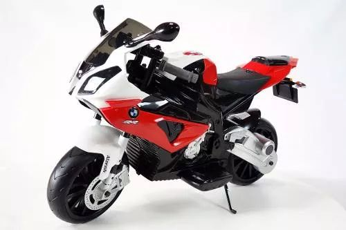 Bmw Srr Battery Powered Motorcycle