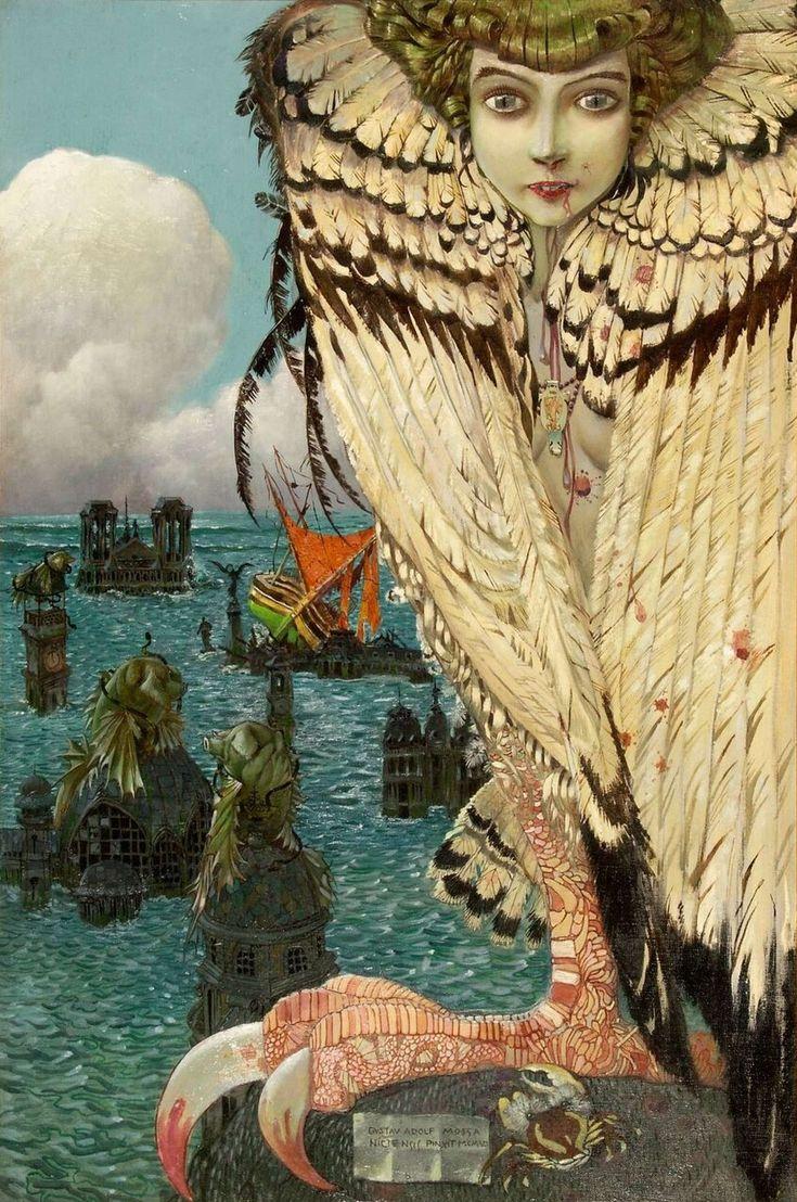 других мифология сирены с картинками вам узнать судьбу