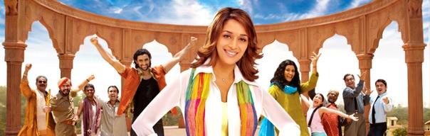 Aaja Nachle, produced by Yash Raj Films, directed by Anil Mehta, Starring: Madhuri Dixit, Konkana Sen Sharma, Ranvir Shorey, Vinay Pathak, Kunal Kapoor, Raghuvir Yadav, Jugal Hansraj, Yashpal Sharma, Akhilendra Mishra, Nawazuddin Siddiqui, Divya Dutta, Sushmita Mukherjee and special appearance by Irrfan Khan.