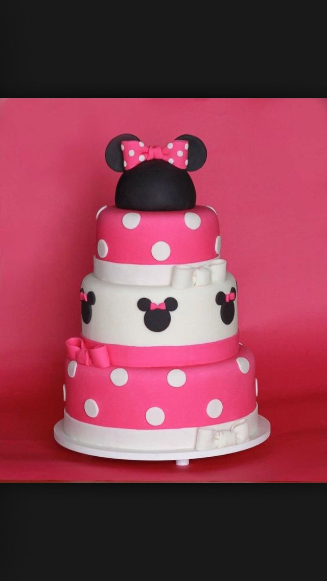 Cute cake for kids