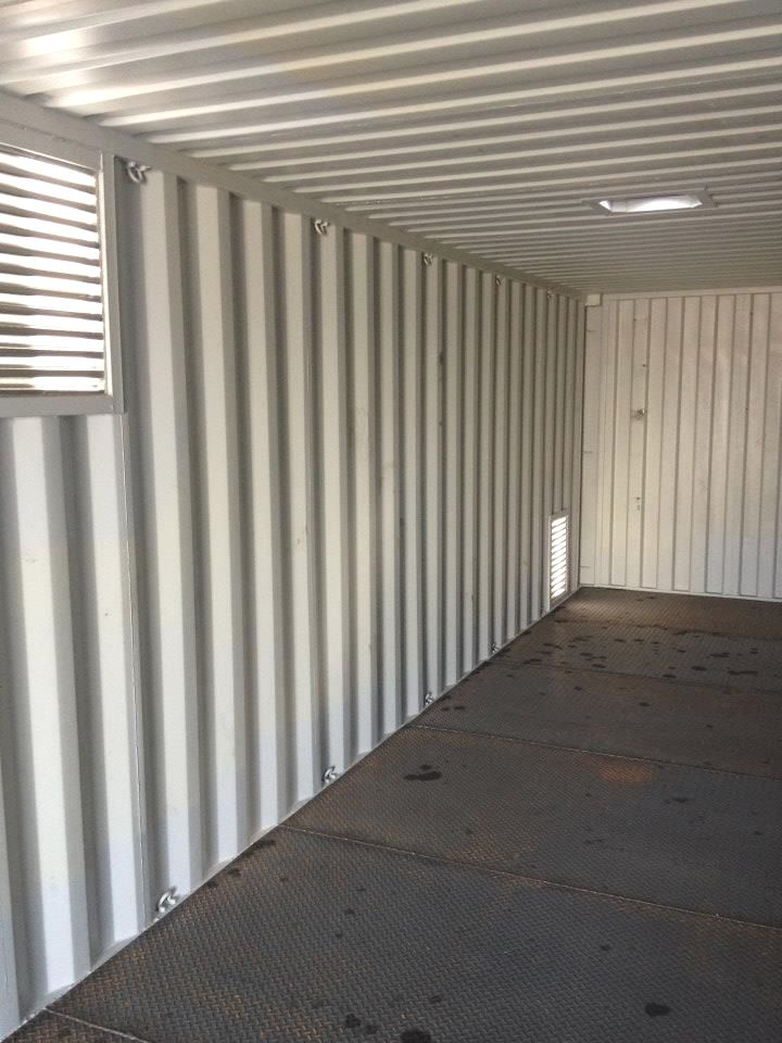 Overwhelming Shiping Container Cabin A Distinguished To Store Your Car Containerhome Shippingcontainer Shipping Container Conex Box Buy Shipping Container