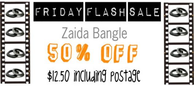 Friday Flash Sale