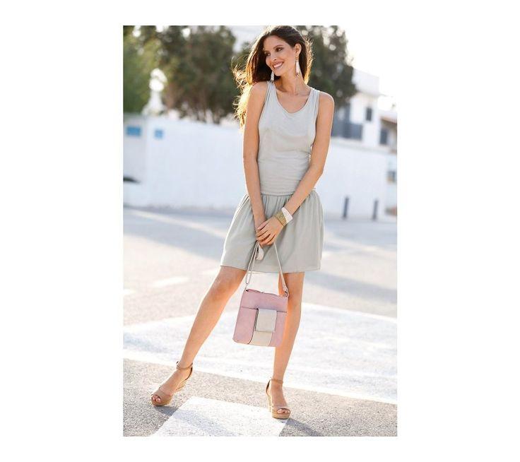Šaty s mašľou vzadu | vypredaj-zlavy.sk #vypredajzlavy #vypredajzlavysk #vypredajzlavy_sk #saty