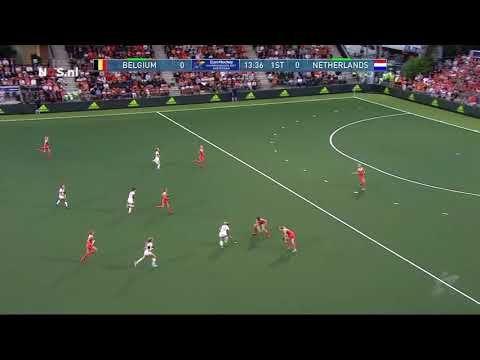 Euro Hockey Finale der Damen – Niederlande vs. Belgien