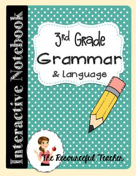 Use this grammar and language interactive notebook and resources product to help your students create fun and engaging interactive notebooks to assist them in learning grammar. Includes teacher guides and suggestions on how to use the notebook pages as well as sample examples for students.Created for 3rd grade but could easily be adapted for 2nd or 4th grade.Topics Include: complete sentences types of sentences fragments complete subjects simple subjects complete predicates simple…