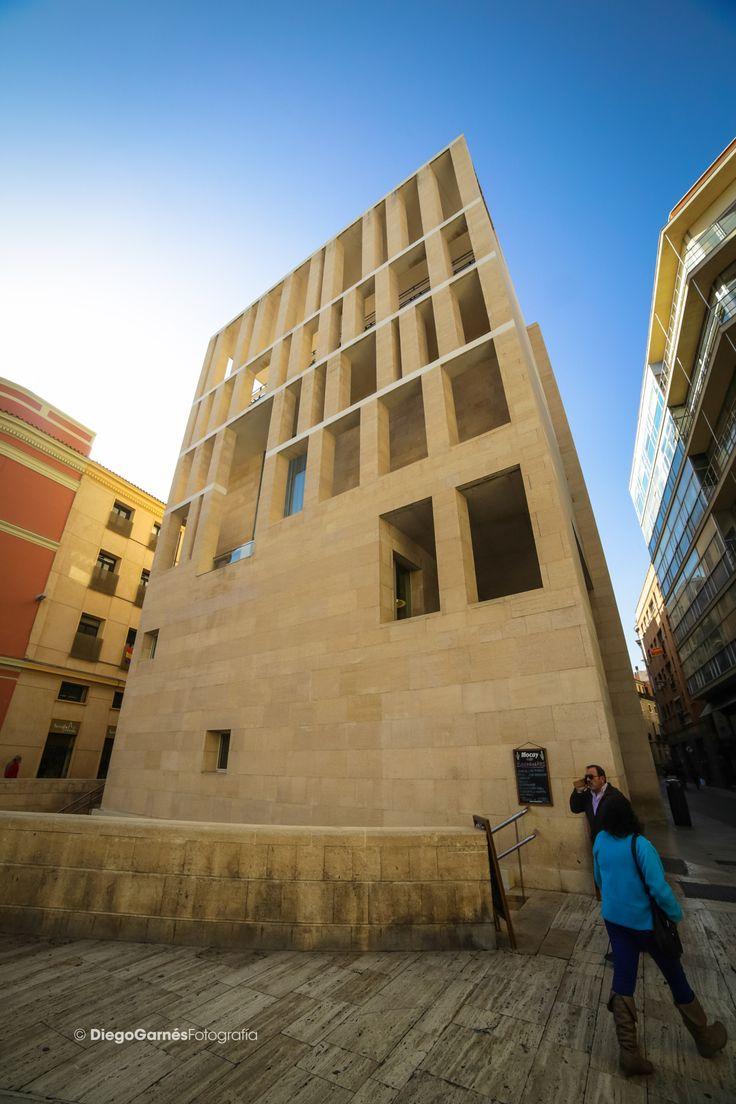 Edificio Moneo, Murcia by Diego Garnés on 500px