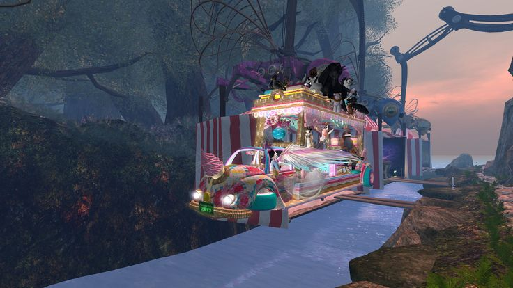 Alia's Jail and Bail Event - Coolbus | by Avariel Falcon