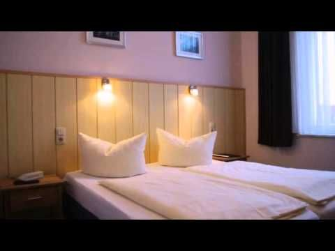 Hotel Stadt Lübeck - Lübeck - Visit http://germanhotelstv.com/luebhotsta Located in the heart of Lübeck 50 metres from the main train station and 500 metres from the Old Town this friendly hotel offers cosy accommodation and a complimentary breakfast. -http://youtu.be/7t7sdKs-L0A