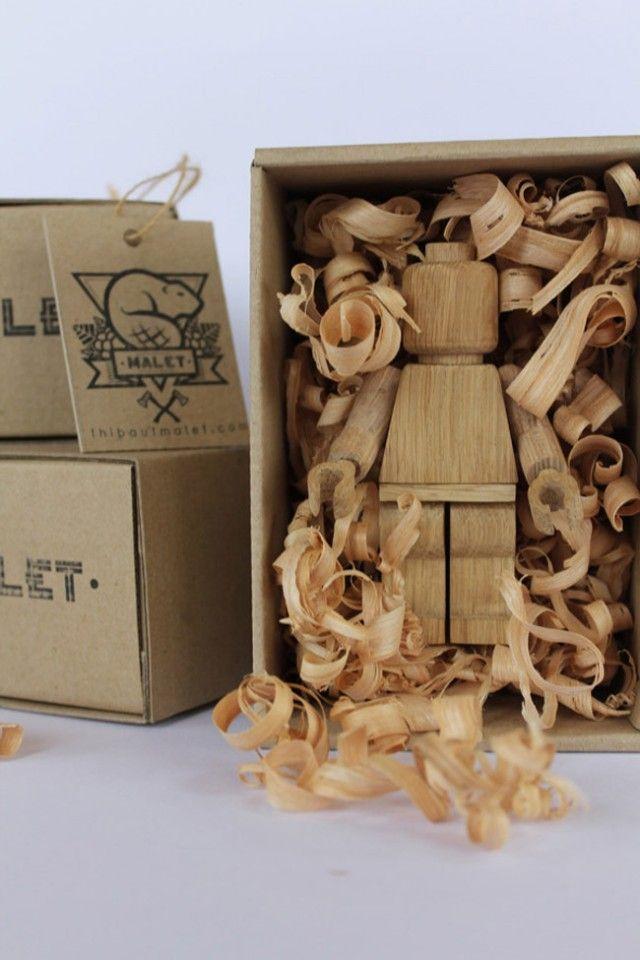 THIBAUT MALET – WOODEN LEGO