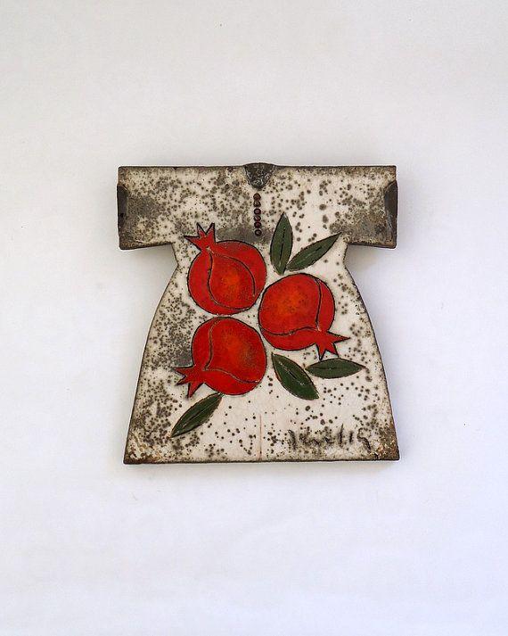 nar Pomegranate kaftan