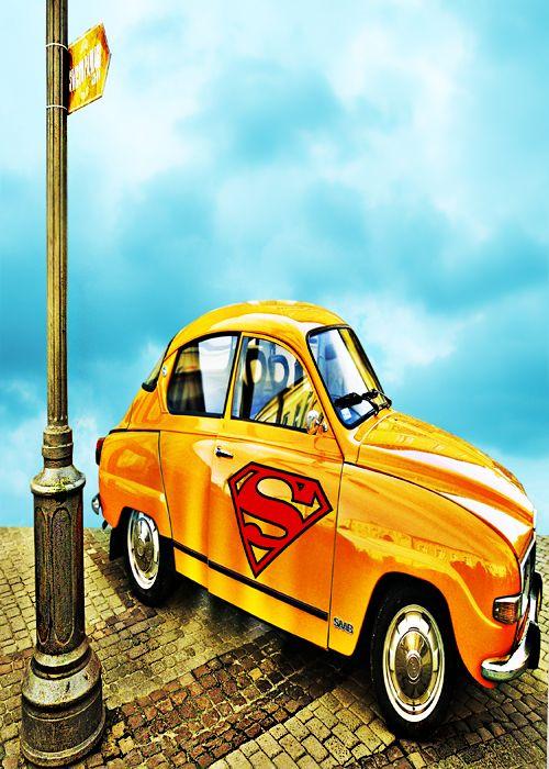 TaxusArt: A teraz rożne samochody w trochę fantastycznych kl...