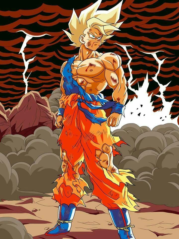 Ssj Goku!♡>//w//<