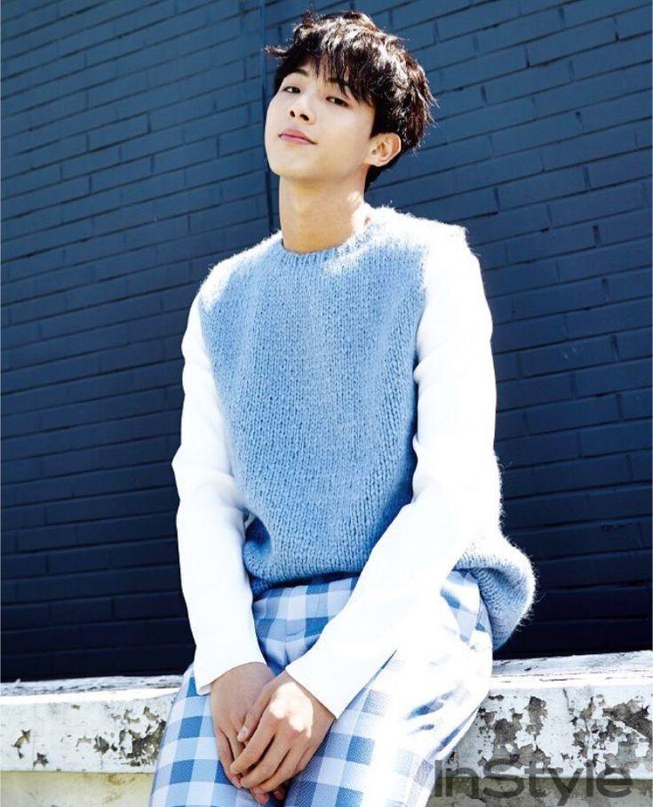 Ji Soo - InStyle Magazine April Issue '16