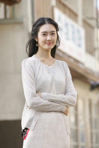 Lee Yo Won, she looks like an angel <3