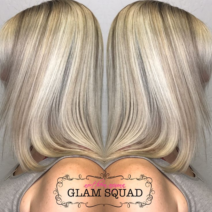 Blonde Traditional Highlights Northern Arizona Glam