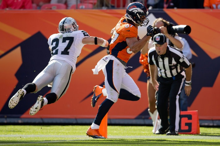 Eric Decker #NFL #Football #Broncos