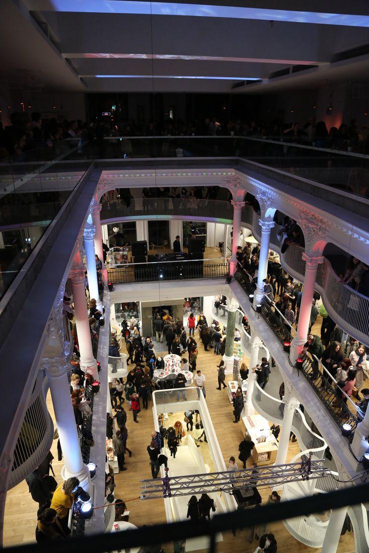 Cărturești Carusel Bookstore | Opening Night Party