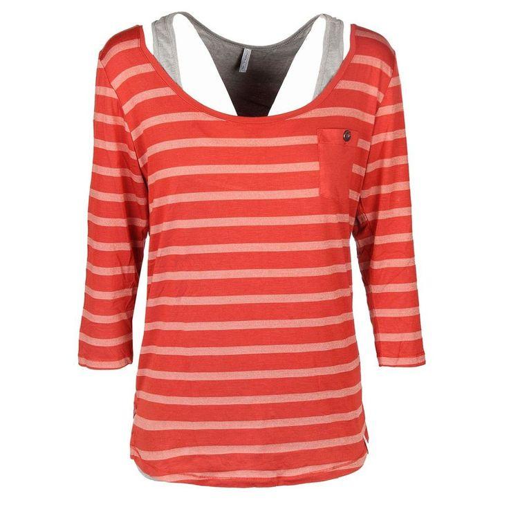 Camiseta O'neill Mujer 2 en 1 Horizon #camiseta #oneill #verano #moda #rebajas