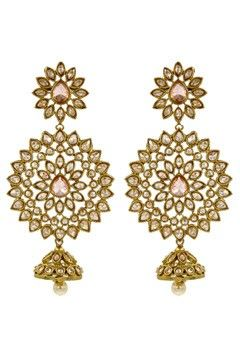 Look your stunning best with fashion earrings online at Karigari