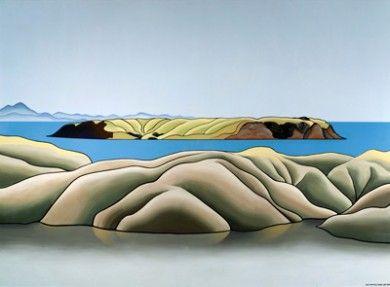 Don Binney NZ artist - Google Search