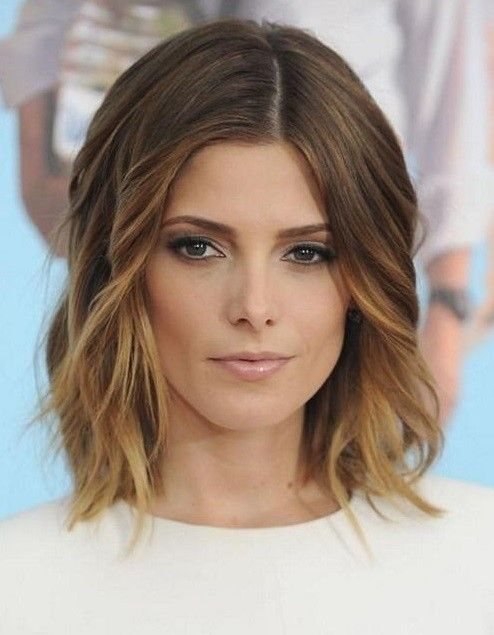 Medium Length Hairstyles For Fine Hair Inspiration 36 Best Hairstyles Images On Pinterest  New Hairstyles Hair Colors