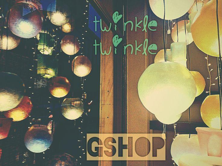 Gshop Xmas <3 twinkle twinkle :)