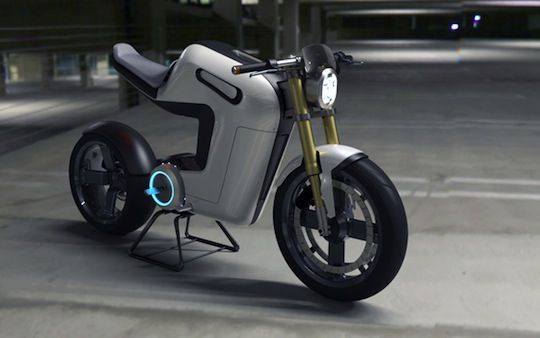 BOLT Electric Motorbike