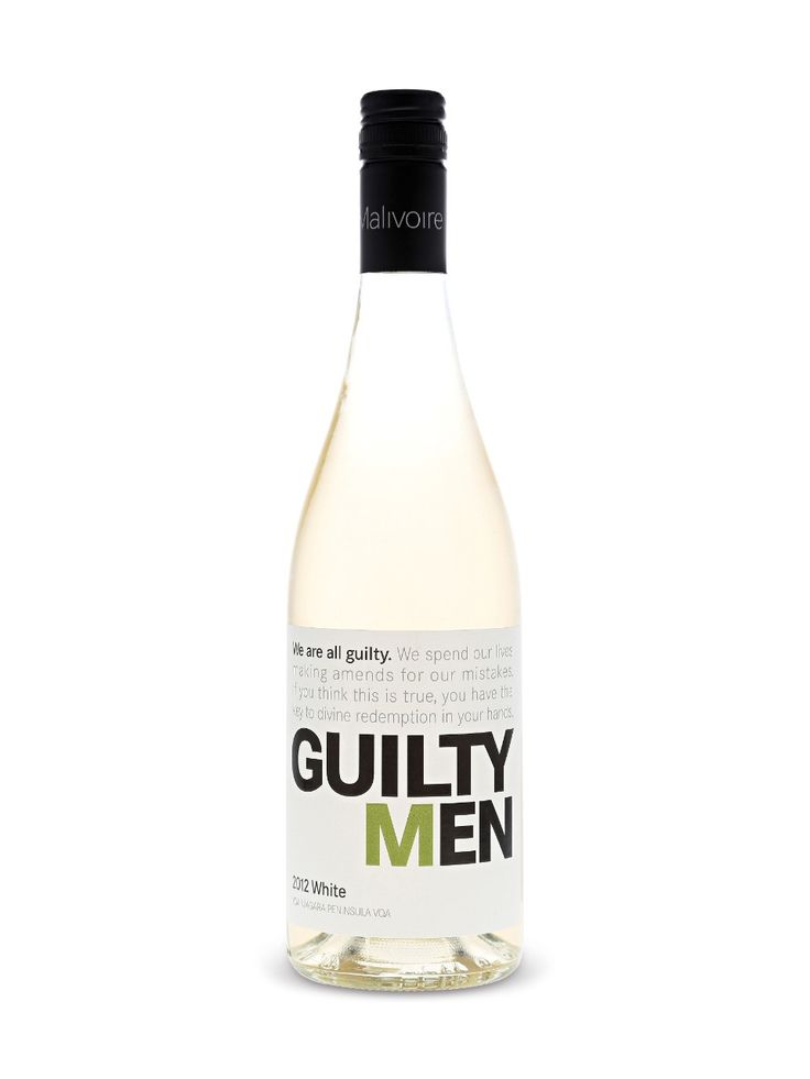 $15  Malivoire Guilty Men White VQA