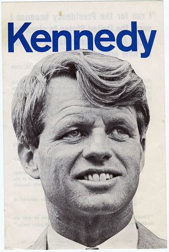 Bobby Kennedy 1968 Campaign Poster